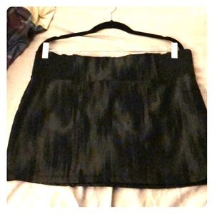 Charlotte Russe XL mini skirt